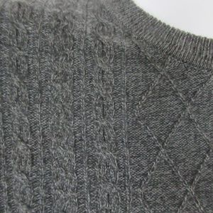 Dockers Sweaters - Dockers Sweater Gray Mens size Large NEW